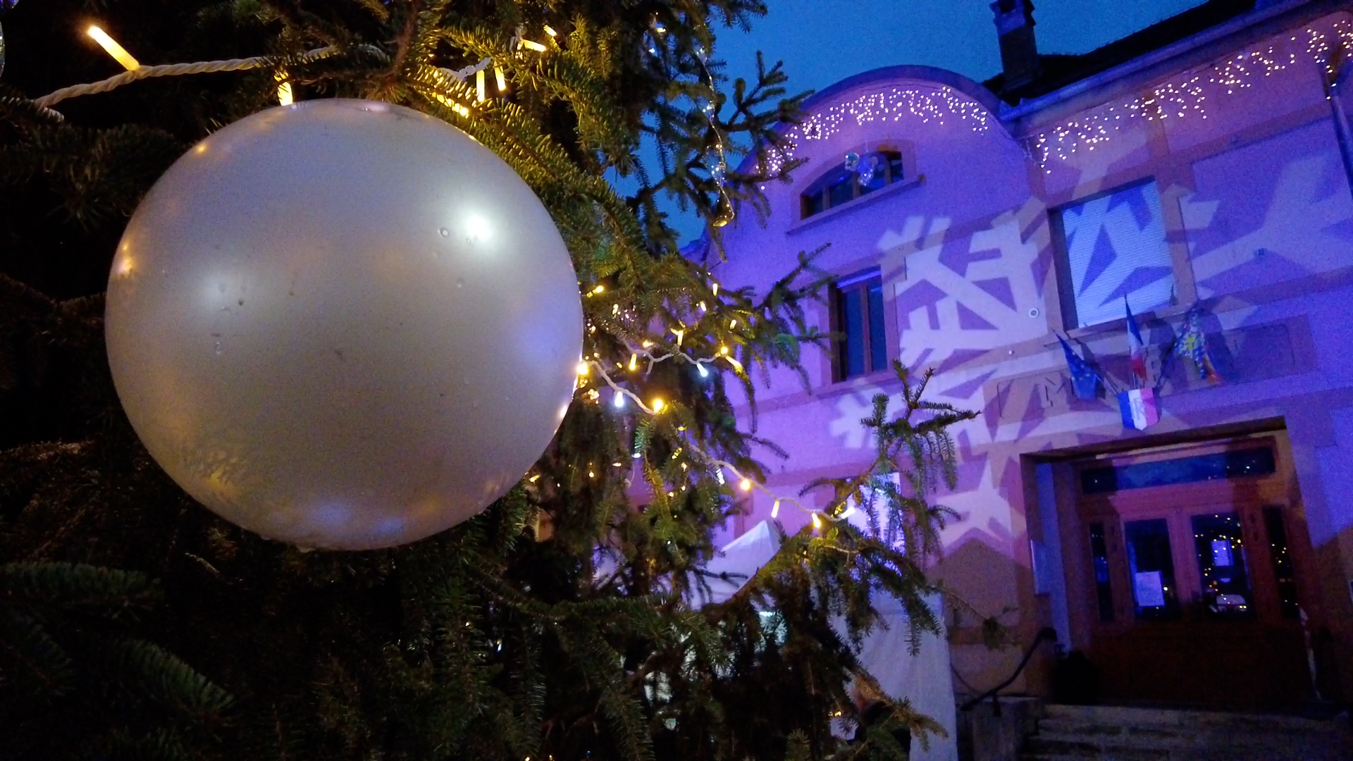 EVENEMENTS PRES DE CHEZ VOUS N°17 ,de bons conseils au marché de Noel de Valentigney(25)