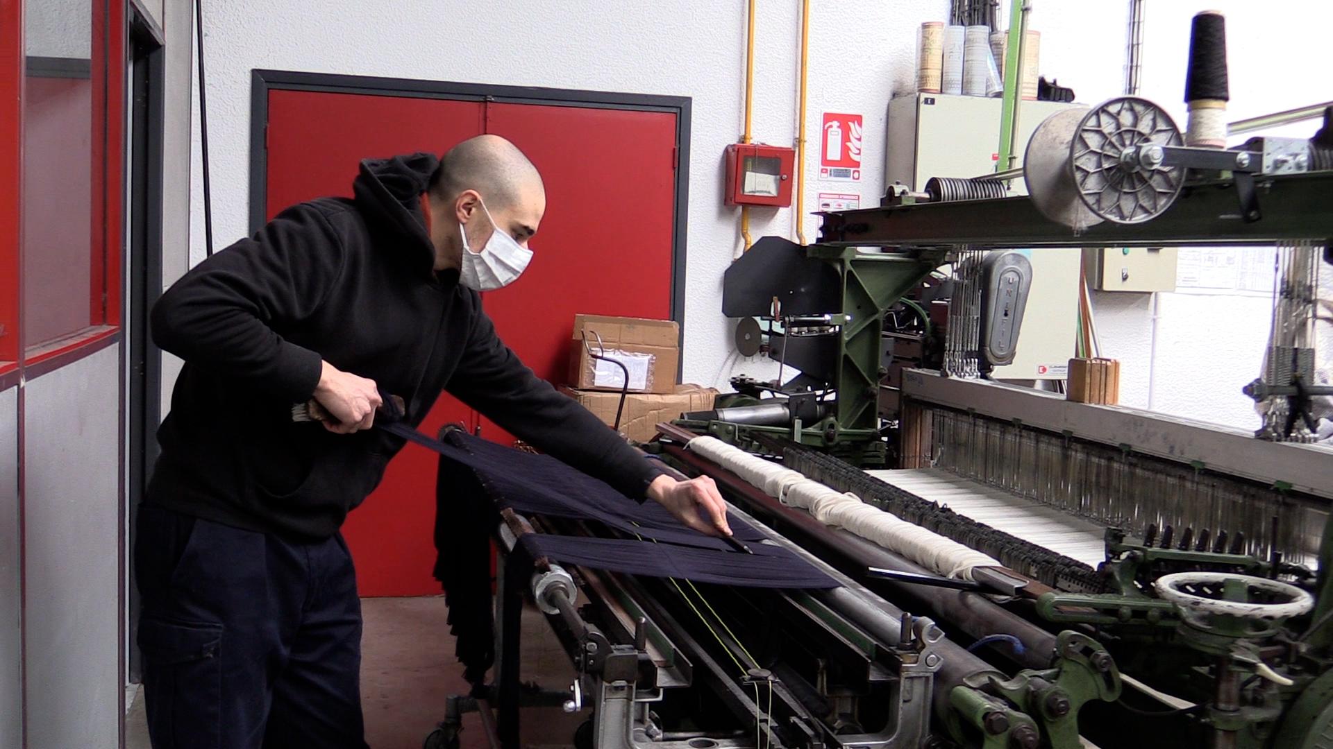 MADE IN NORD FRANCHE COMTE avec la manufacture METIS à ETUPES(25)